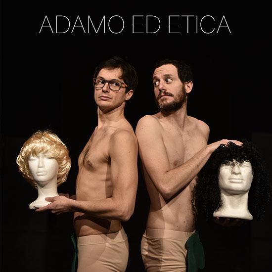 Adamo ed Etica